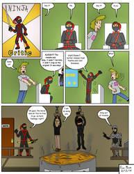 Ninja Critic Robocop 2014 by clinteast