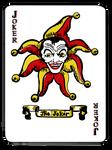 Joker Card (89 movie version) by clinteast