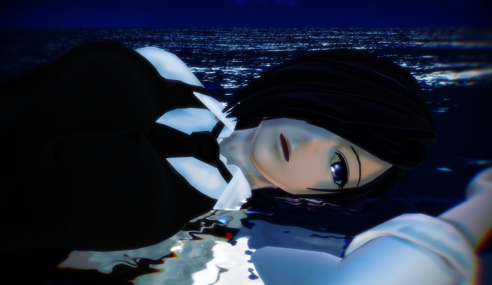[MMD] Tokyo Ghoul: Touka Kirishima By BLACKGHOSTnet On