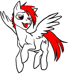 My brony OC (dragasis) by spec-op