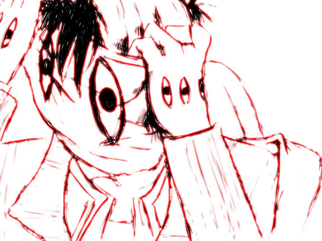 Kishin's Insanity by FuyuNeko0