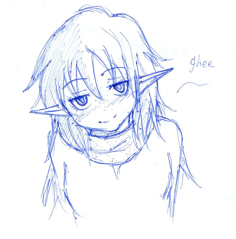Modern Elf by FuyuNeko0