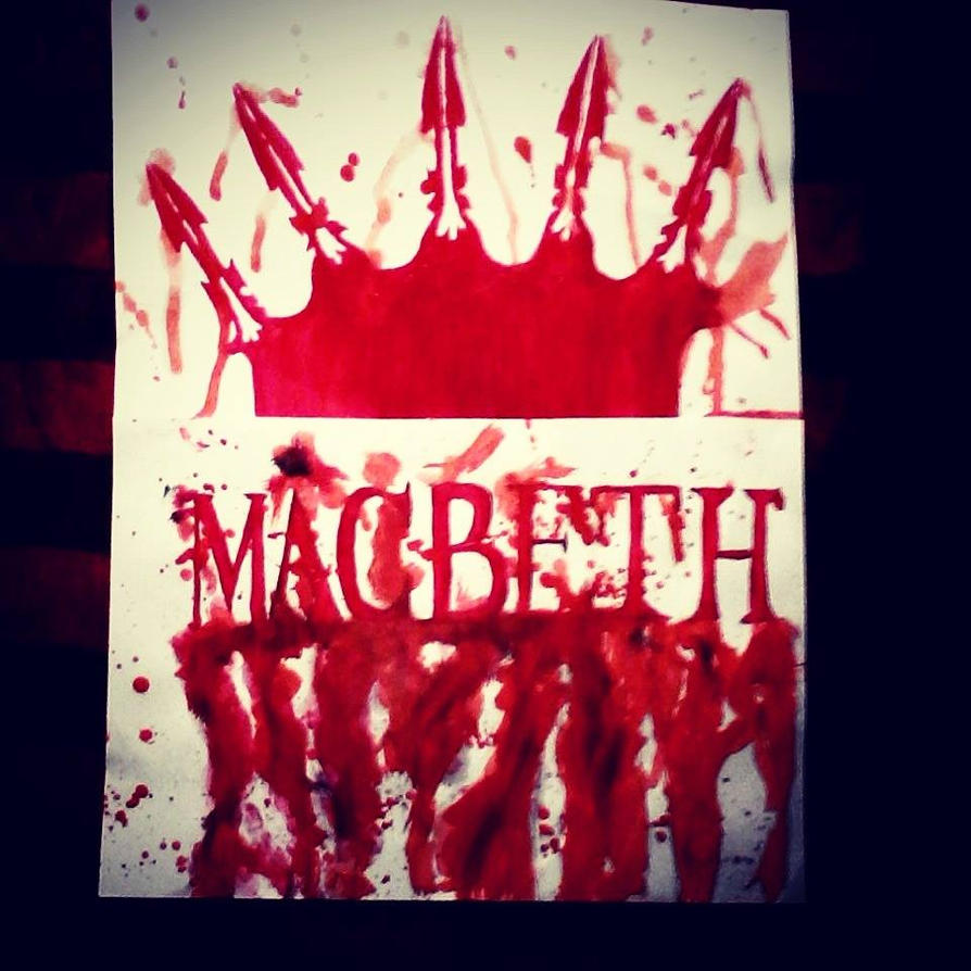 a response to macbeth by william shakespeare Lady macbeth tells him to consider it not so deeply (2230), but macbeth can focus only on their screams and the frightening realization that, when one cried god bless us, he tried to say amen in response, but the word stuck in his throat.
