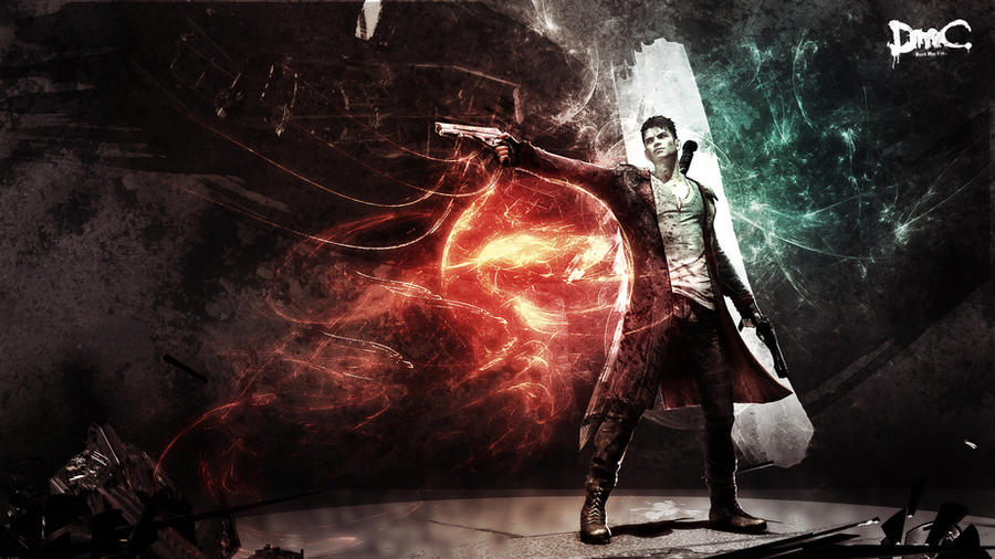 DMC - Knocking on Hellu0027s Door by TheSyanArt ... & DMC - Knocking on Hellu0027s Door by TheSyanArt on DeviantArt