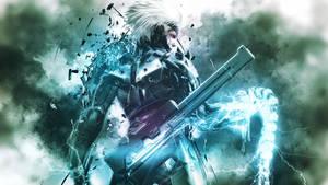 Metal Gear Rising - Raiden Wallpaper