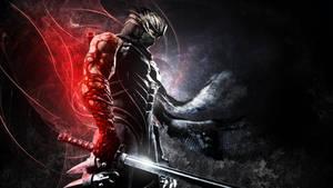 Ninja Gaiden 3 - Ryu Hayabusa by TheSyanArt