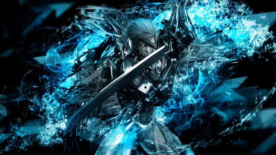 Raiden Wallpaper By TheSyanArt On