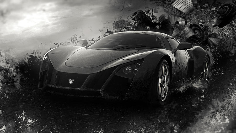 Need for Speed Most Wanted 2012 Abstract wallpaper by ...