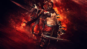 Ninja Gaiden 3 - Razor's Edge Wallpaper by TheSyanArt