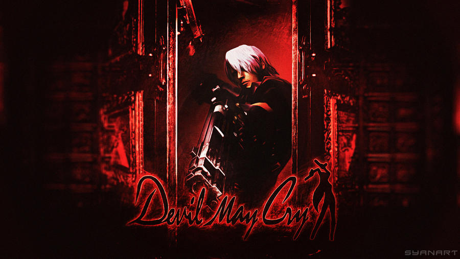 Devil may cry 2001 artbox hd wallpaper by thesyanart on deviantart devil may cry 2001 artbox hd wallpaper by thesyanart voltagebd Images