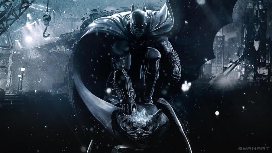 Batman Arkham Origins Wallpaper by TheSyanArt on DeviantArt