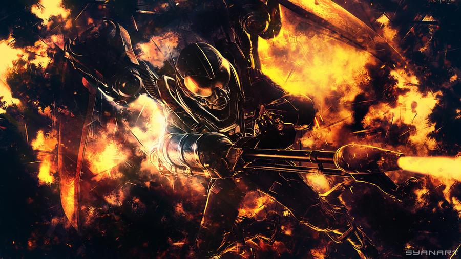 dethstroke video game wallpaper - photo #35