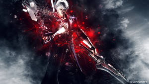 Devil MAy Cry 4 - Nero Wallpaper