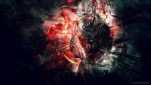 Ghost Recon Online- Abstract by TheSyanArt