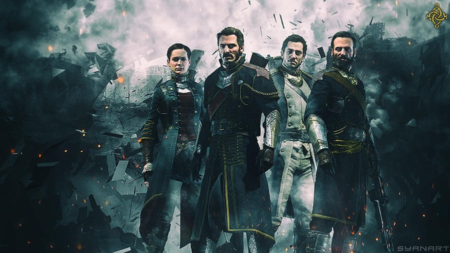 The Order 1886 HD Wallpaper by TheSyanArt on DeviantArt