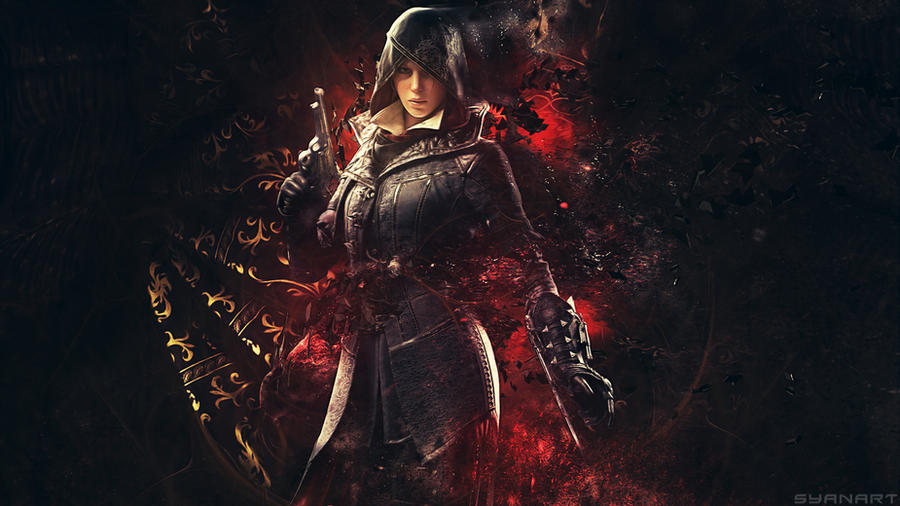 Assassins creed syndicate evie frye wallpaper by - Evie wallpaper ...