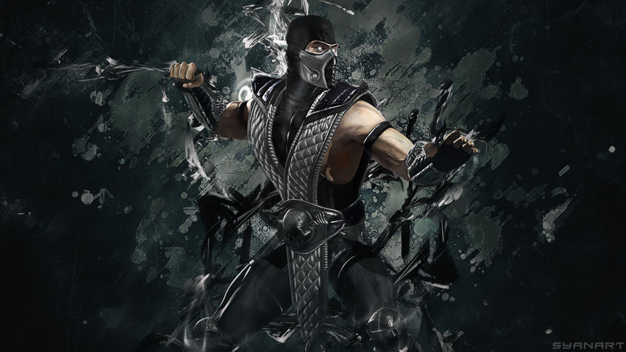 Smoke mortal kombat x