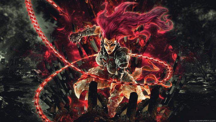 Darksiders 3 Fury 4K Wallpaper SyanArt by TheSyanArt on ...