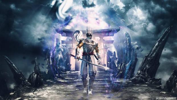 Ninja Gaiden sigma 2 Hayabusa God Like Wallpaper