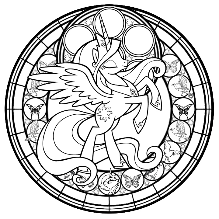 My Little Pony Equestria Girls Coloring Pages together with  additionally Celestia StainedGlass The Line Art 268521013 in addition Scary Zombie Coloring Pages as well Dibujos Para Colorear De La Reina. on nightmare rarity