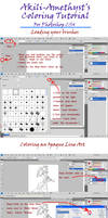Akili's Coloring Tutorial for Photoshop