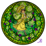 Stained Glass: Jane Porter