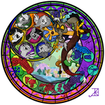 Stained Glass: Discord