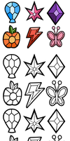 Elements of Harmony Gems -Free-