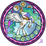 Stained Glass: Celestia -take 2-
