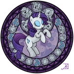 Stained Glass: Rarity -better-