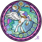 Stained Glass: Celestia -take 3-
