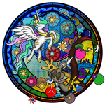 Stained Glass: Discorded Celestia