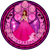Icon: Stianed Glass: Allura by Akili-Amethyst