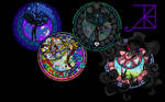 MLP Villains Wallpaper Feb 2013