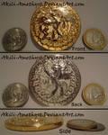 Celestia-Luna Coin -second run-