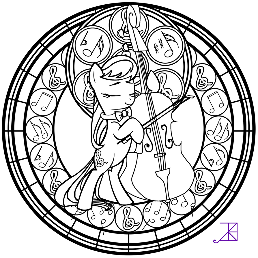 My Little Pony Coloring Pages together with Stained Glass Octavia Line Art 361337327 in addition Applejack My Little Pony Coloring Page in addition Pinkie Pinkamena Stained Glass Line Art 344081332 besides Desenhos My Little Pony Para Colorir. on nightmare rainbow dash