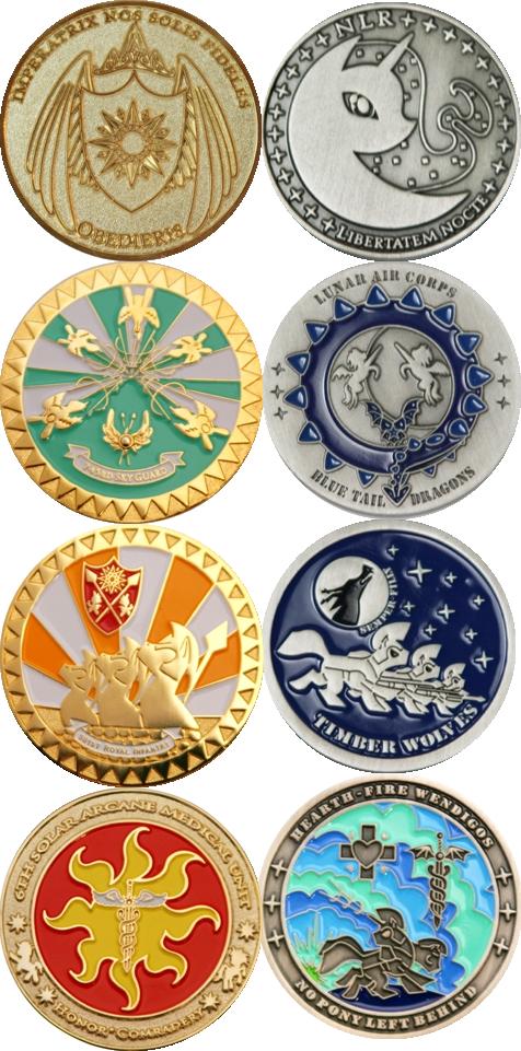 Brony Coins