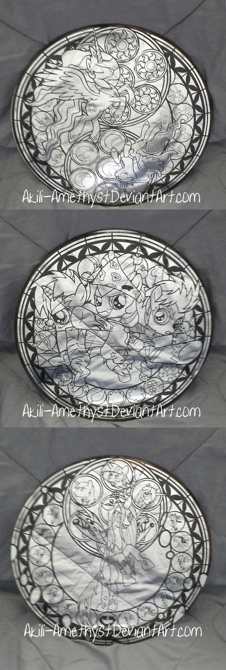 Mirror Orders Summer 2013 by Akili-Amethyst