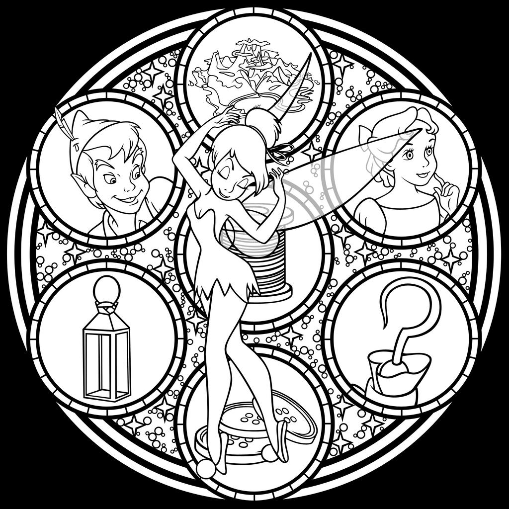 SG: Tinkerbell: V1 Remastered -line art- by Akili-Amethyst
