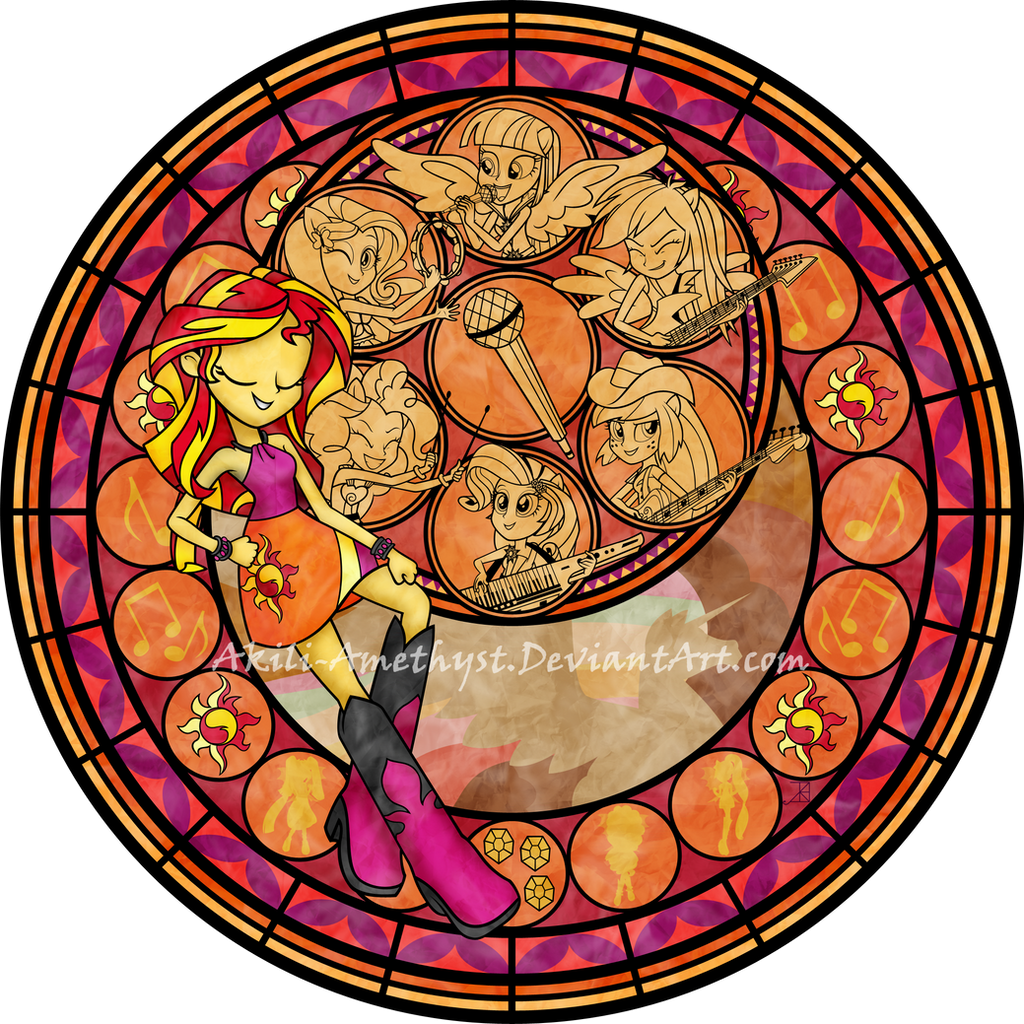 Rainbow rocks coloring pages - Stained Glass Rainbow Rocks By Akili Amethyst More Coloring Pages