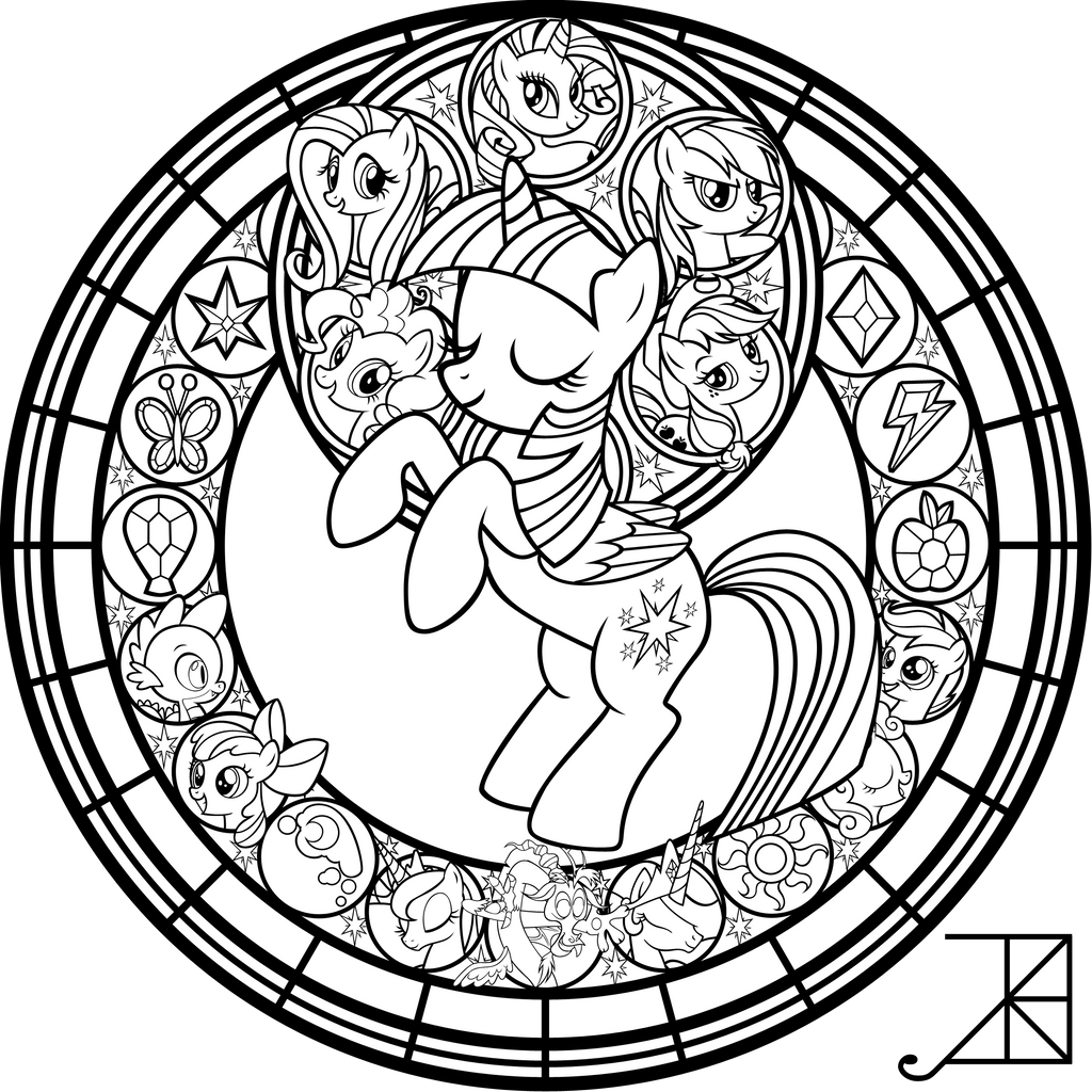 Celestia Kleurplaat My Little Pony Sg Fim Remastered Coloring Page By Akili Amethyst On