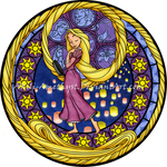 Stained Glass: Rapunzel -Remastered-
