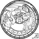 SG: Hiccup: coloring page