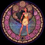 SG: Pocahontas -Redo- Vector