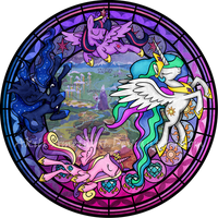 SG: MLP Princesses by Akili-Amethyst