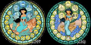 Jasmine SG - 7 Years by Akili-Amethyst