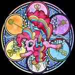 SG: Rainbow Friendship: Pinkie Pie