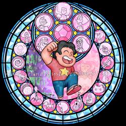 SG: Steven Universe by Akili-Amethyst
