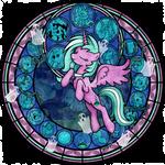 Commission: Sapphire Night