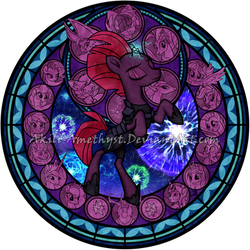 Commission: SG: Tempest Shadow by Akili-Amethyst